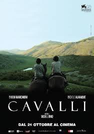 Cavalos - Poster / Capa / Cartaz - Oficial 1