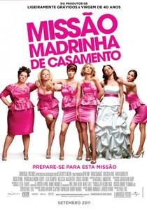 Missão Madrinha de Casamento - Poster / Capa / Cartaz - Oficial 2