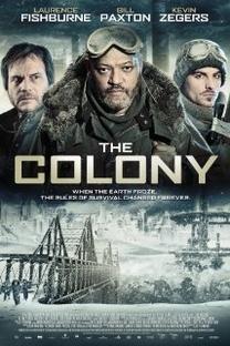 A Colônia - Poster / Capa / Cartaz - Oficial 1