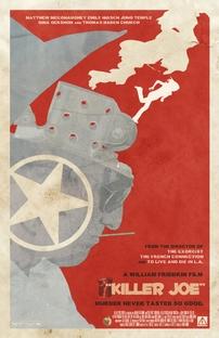 Killer Joe - Matador de Aluguel - Poster / Capa / Cartaz - Oficial 5