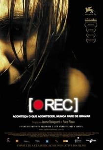 [REC] - Poster / Capa / Cartaz - Oficial 1