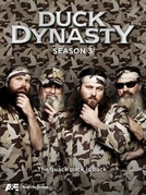 Os Reis dos Patos (3ª Temporada) (Duck Dynasty Season 3)