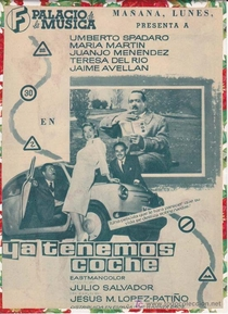 Ya Tenemos Coche - Poster / Capa / Cartaz - Oficial 3