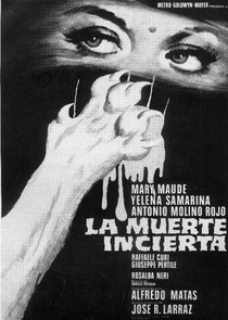 La Muerte Incierta - Poster / Capa / Cartaz - Oficial 3