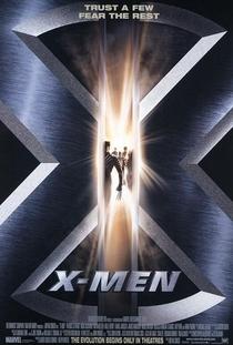 X-Men: O Filme - Poster / Capa / Cartaz - Oficial 2