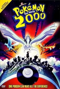 Pokémon 2: O Filme 2000 - Poster / Capa / Cartaz - Oficial 6