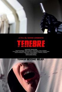 Tenebre - Poster / Capa / Cartaz - Oficial 10