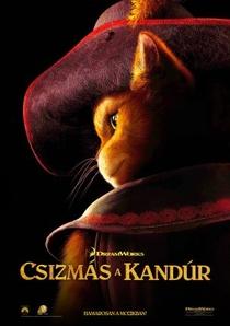 Gato de Botas - Poster / Capa / Cartaz - Oficial 5
