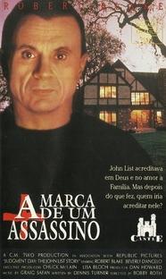 A Marca de um Assassino - Poster / Capa / Cartaz - Oficial 1