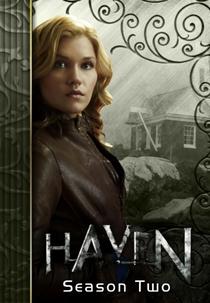 Haven (2ª Temporada) - Poster / Capa / Cartaz - Oficial 2