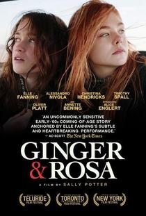 Ginger & Rosa - Poster / Capa / Cartaz - Oficial 3