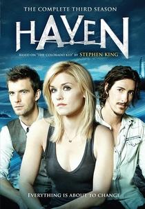 Haven (3ª Temporada) - Poster / Capa / Cartaz - Oficial 1