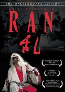 Ran - Poster / Capa / Cartaz - Oficial 2