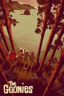 Os Goonies - Poster / Capa / Cartaz - Oficial 11
