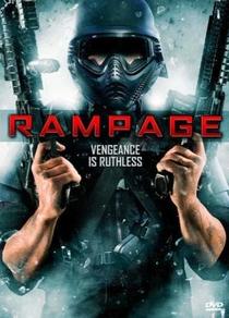 Rampage – Sede de Vingança - Poster / Capa / Cartaz - Oficial 2
