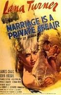 Felicidade Vem Depois (Marriage Is a Private Affair)