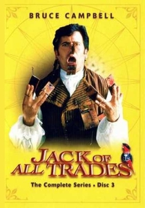 Jack of All Trades (2ª Temporada) - Poster / Capa / Cartaz - Oficial 1