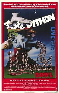 Monty Python - Ao Vivo no Hollywood Bowl - Poster / Capa / Cartaz - Oficial 1