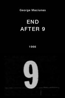 End After 9 - Poster / Capa / Cartaz - Oficial 1