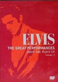 Grandes Momentos de Elvis 3 - Da cintura para cima - Poster / Capa / Cartaz - Oficial 1