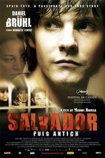 Salvador - Poster / Capa / Cartaz - Oficial 1