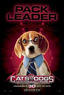 Como Cães e Gatos 2: A Vingança de Kitty Gallore - Poster / Capa / Cartaz - Oficial 7