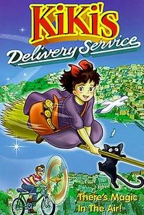 O Serviço de Entregas da Kiki - Poster / Capa / Cartaz - Oficial 42