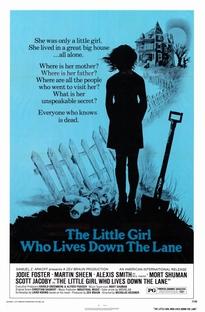 A Menina do Outro Lado da Rua - Poster / Capa / Cartaz - Oficial 1