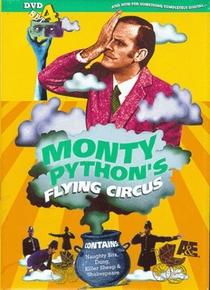 Monty Python's Flying Circus (4ª Temporada) - Poster / Capa / Cartaz - Oficial 1