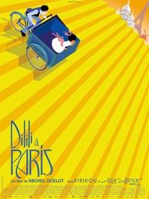 Dilili em Paris - Poster / Capa / Cartaz - Oficial 1