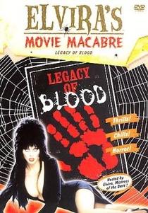 Blood Legacy - Poster / Capa / Cartaz - Oficial 1
