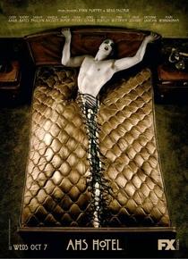 American Horror Story: Hotel (5ª Temporada) - Poster / Capa / Cartaz - Oficial 4