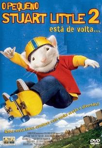 O Pequeno Stuart Little 2 - Poster / Capa / Cartaz - Oficial 2