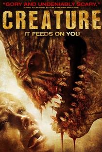Criatura - Poster / Capa / Cartaz - Oficial 2