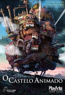 O Castelo Animado - Poster / Capa / Cartaz - Oficial 1