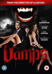 Vampiras - Poster / Capa / Cartaz - Oficial 4