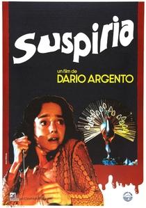 Suspiria - Poster / Capa / Cartaz - Oficial 25