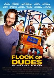 Flock of Dudes - Poster / Capa / Cartaz - Oficial 2