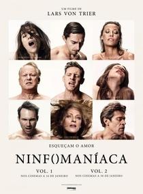 Ninfomaníaca: Volume 2 - Poster / Capa / Cartaz - Oficial 3