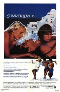 Amantes de Verão - Poster / Capa / Cartaz - Oficial 1