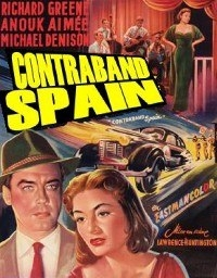 Contraband Spain - Poster / Capa / Cartaz - Oficial 7