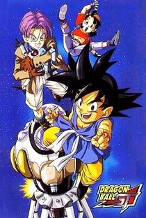 Dragon Ball GT: Saga Viagem Pelo Universo - Poster / Capa / Cartaz - Oficial 1