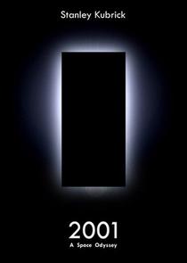 2001: Uma Odisseia no Espaço - Poster / Capa / Cartaz - Oficial 3
