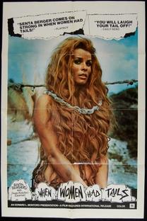 Quando as Mulheres Tinham Rabo - Poster / Capa / Cartaz - Oficial 1