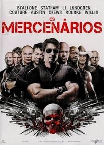 Os Mercenários - Poster / Capa / Cartaz - Oficial 1