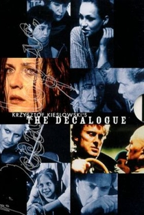 O Decálogo - Poster / Capa / Cartaz - Oficial 6
