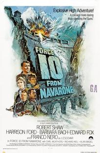 O Comando 10 de Navarone - Poster / Capa / Cartaz - Oficial 3