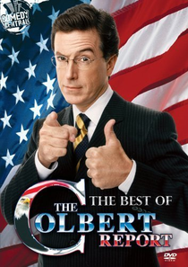 The Colbert Report - Poster / Capa / Cartaz - Oficial 1