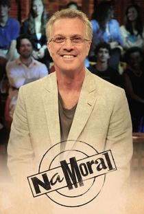 Na moral (3° Temporada) - Poster / Capa / Cartaz - Oficial 1
