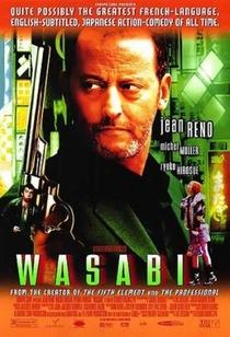 Wasabi - Poster / Capa / Cartaz - Oficial 4